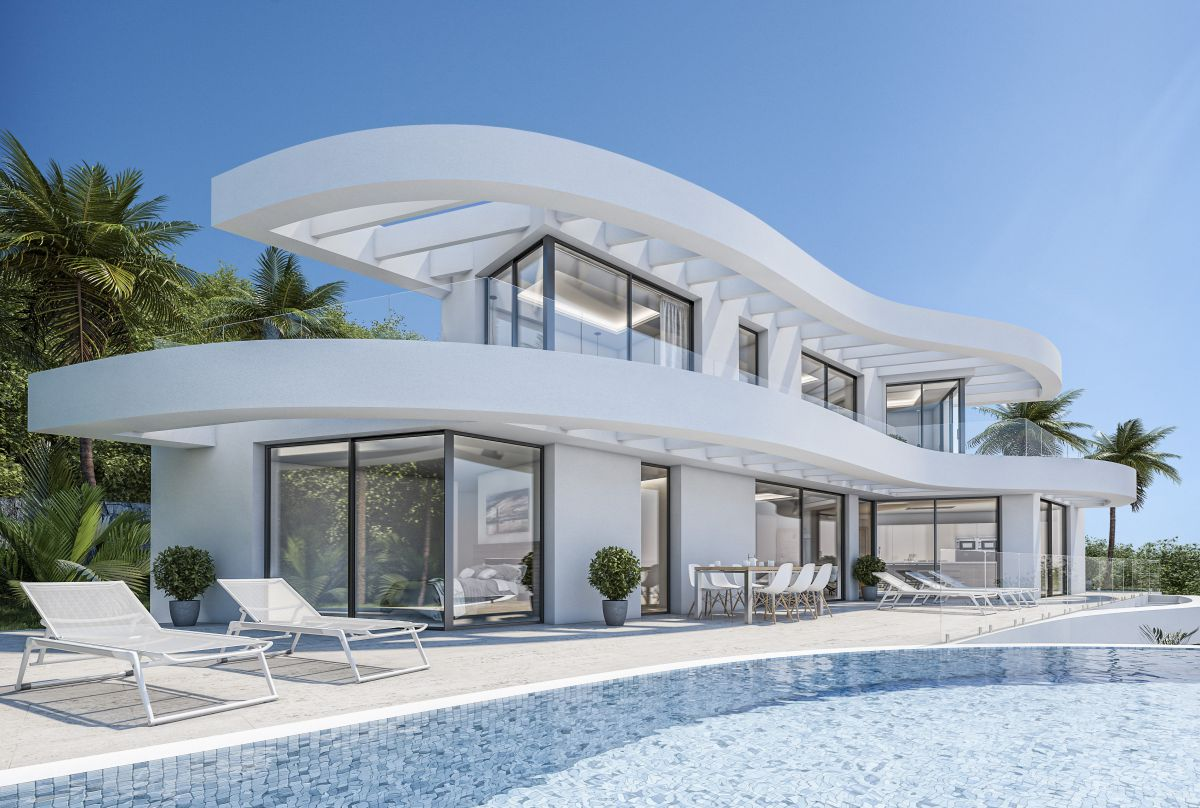Venta Villa en Cansalades Park, Jávea/Xàbia. 1.190.000 €